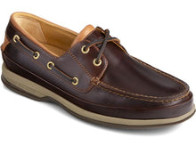 Load image into Gallery viewer, Sperry Men's Gold Cup ASV 2-Eye Boat Shoe Amaretto