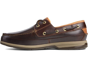 Sperry Men's Gold Cup ASV 2-Eye Boat Shoe Amaretto