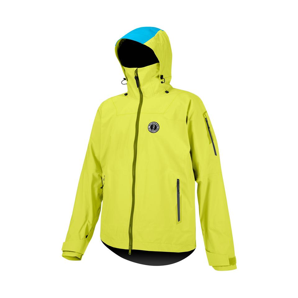 Mustang Taku Waterproof Jacket Yellow