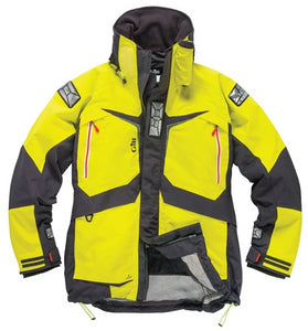 Gill OS23 Jacket Lime