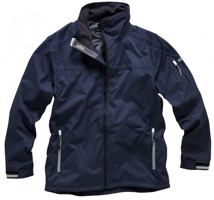 Gill Men's Crew Jacket Navy