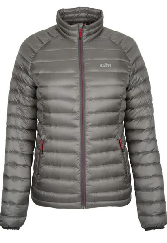 Gill Women's Hydrophobe Down Jacket Pewter