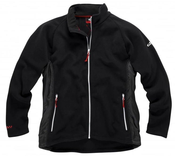 Gill Sail Fleece Black