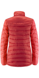 Lloyd Women's Aqua Down Jacket Coral