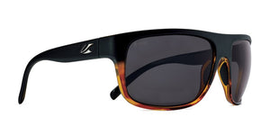 Kaenon Silverwood Polarized Sunglasses Matte Black & Tortoise