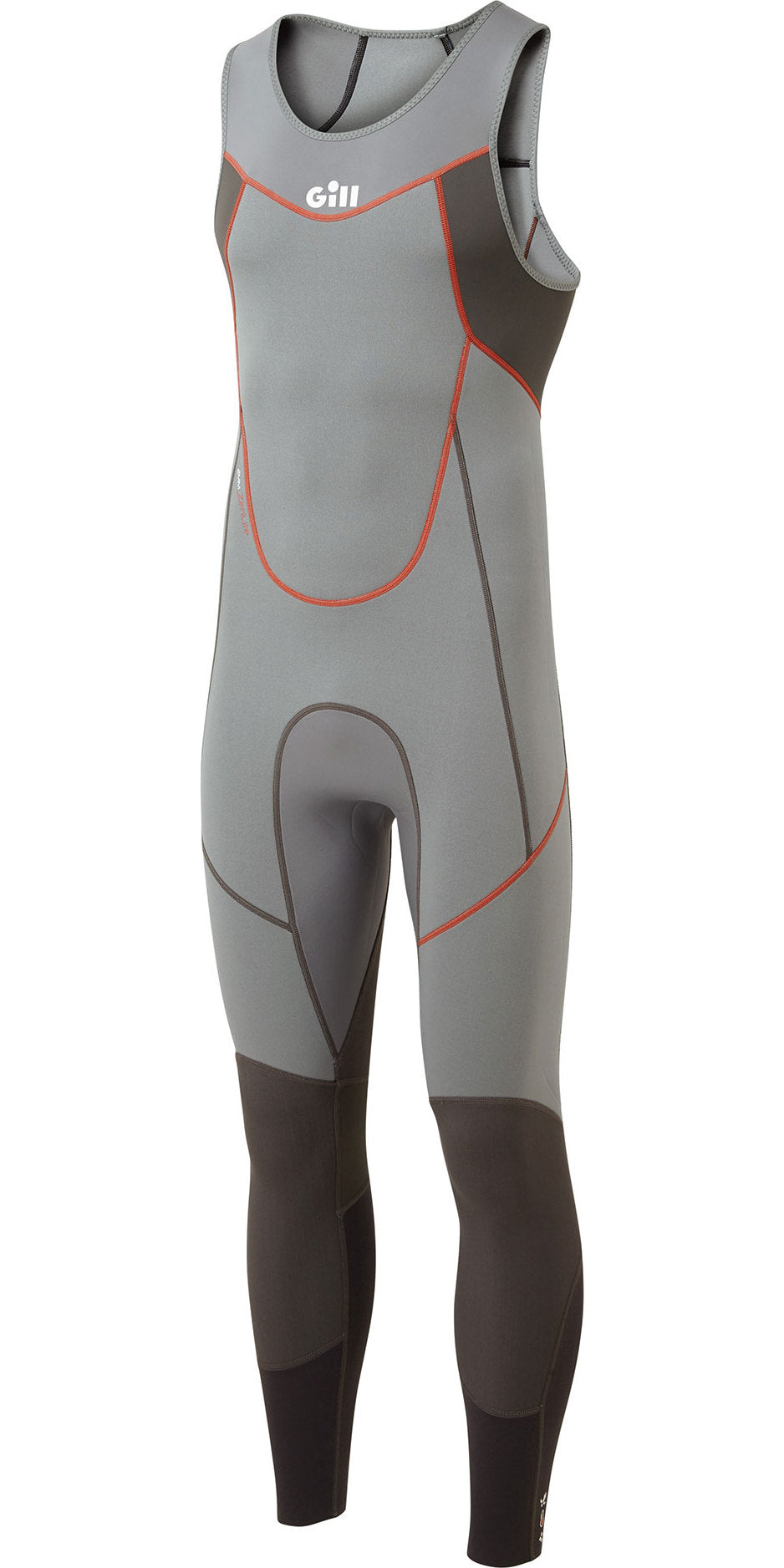 Gill Men's Zenlite Skiff Suit Steel Grey