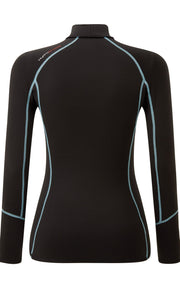 Gill Women's Hydrophobe Top Black