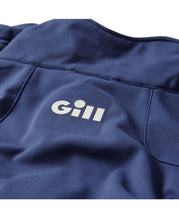 Load image into Gallery viewer, Gill Race Softshell Jacket Dark Blue