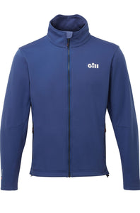 Gill Race Softshell Jacket Dark Blue