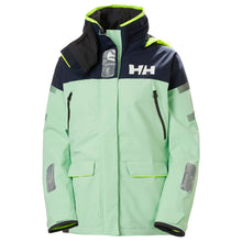 Load image into Gallery viewer, Helly Hansen Women's Skagen Offshore Jacket Green