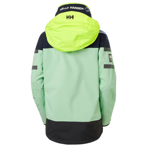 Helly Hansen Women's Skagen Offshore Jacket Green