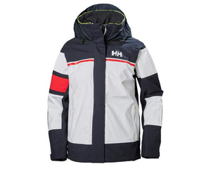 Helly Hansen Women's Salt Light Jacket Navy