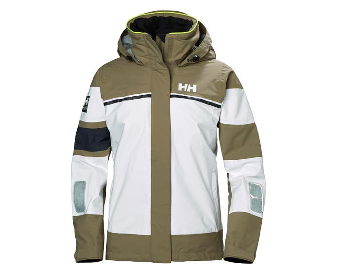 Helly Hansen Women's Salt Light Jacket Fallen Rock