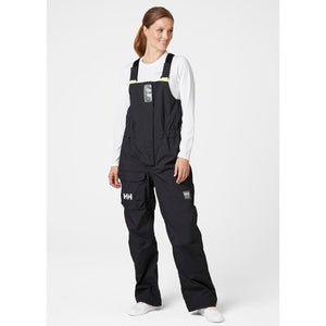 Helly Hansen Women's Pier 3 Bib Ebony