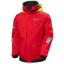 Load image into Gallery viewer, Helly Hansen Men's Pier 3.0 Jacket Red