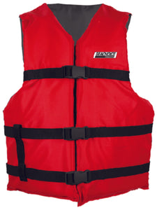 Freedom Boat Club Seachoice Type III General Purpose Vest XL Red