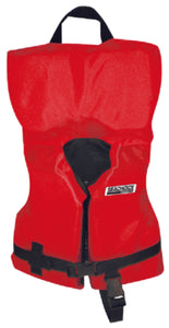 Freedom Boat Club Seachoice Infant Type III General Purpose Vest Red