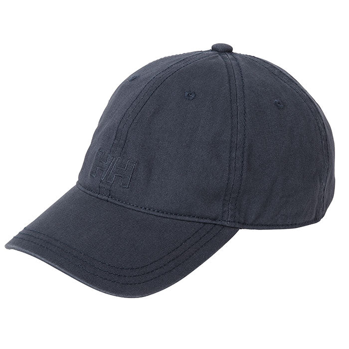 Helly Hansen Logo Cap Graphite Blue