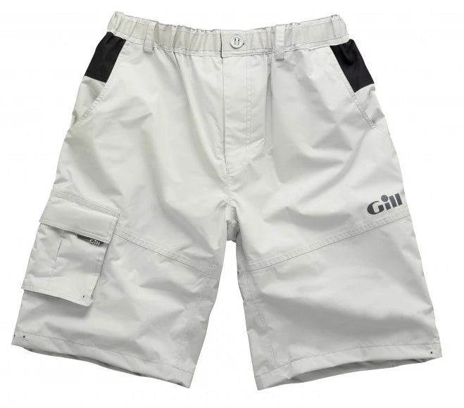Gill Waterproof Sailing Shorts Silver