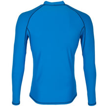 Load image into Gallery viewer, Gill Men's Pro Rash Guard Long Sleeve Blue