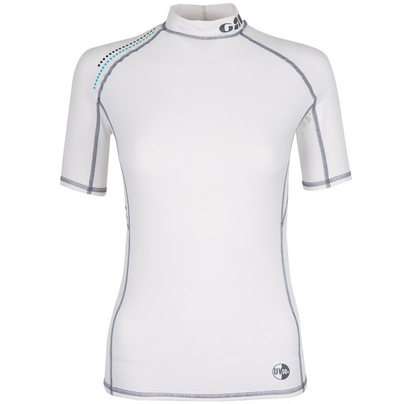 Gill Women's Pro Rash Top White