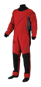 Gill Pro Drysuit Red
