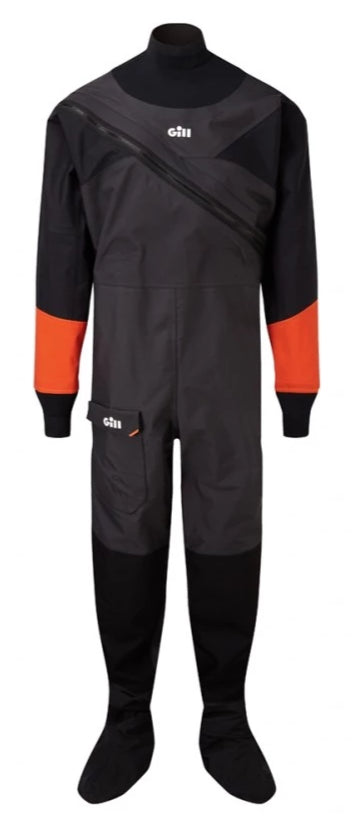 Gill 2020 Drysuit Black