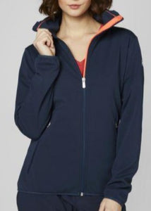 Helly Hansen Women's Naiad Fleece Jacket Blue