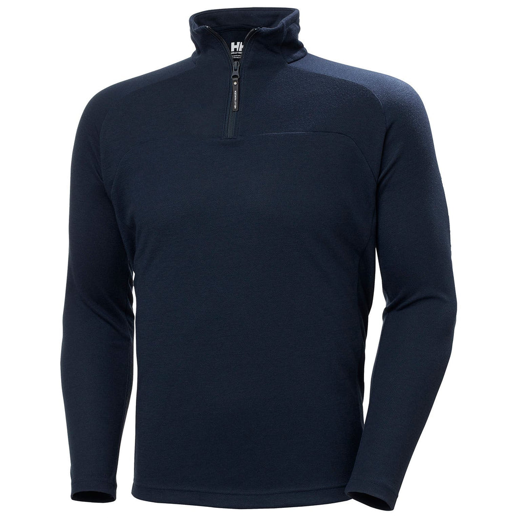 Helly Hansen HP 1/2 Zip Pullover Navy
