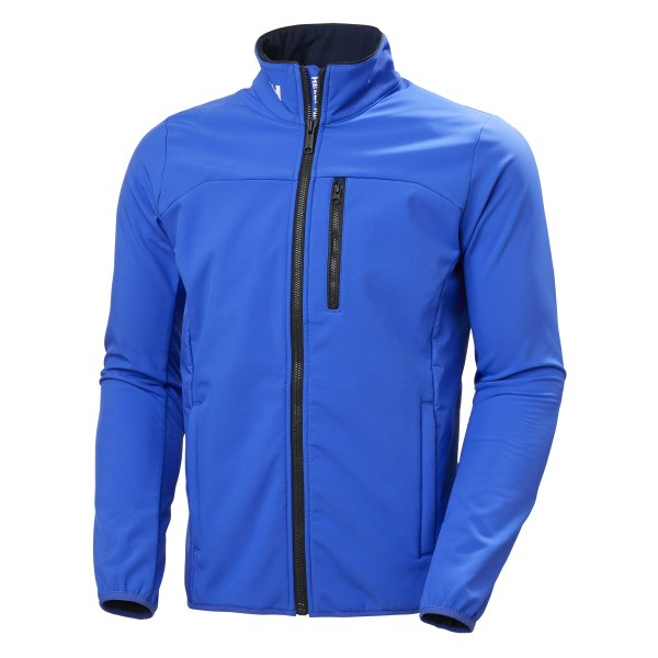 Helly Hansen Crew Softshell Jacket Royal Blue