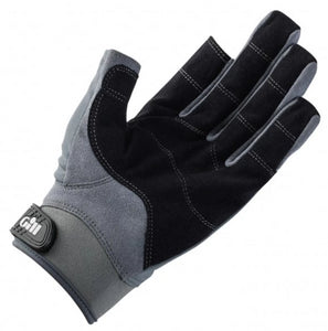 Gill Deckhand Gloves Long Finger Grey