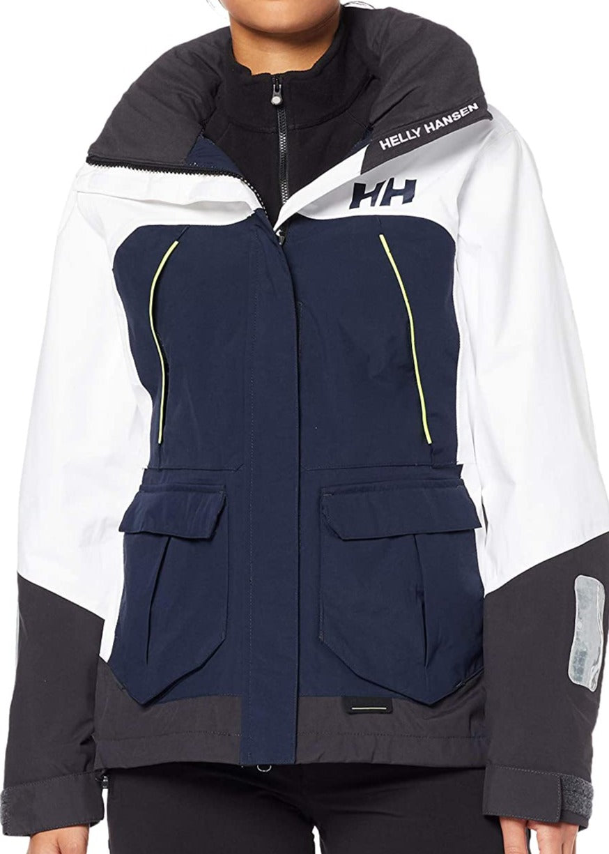 Helly Hansen W Pier Jacket Navy