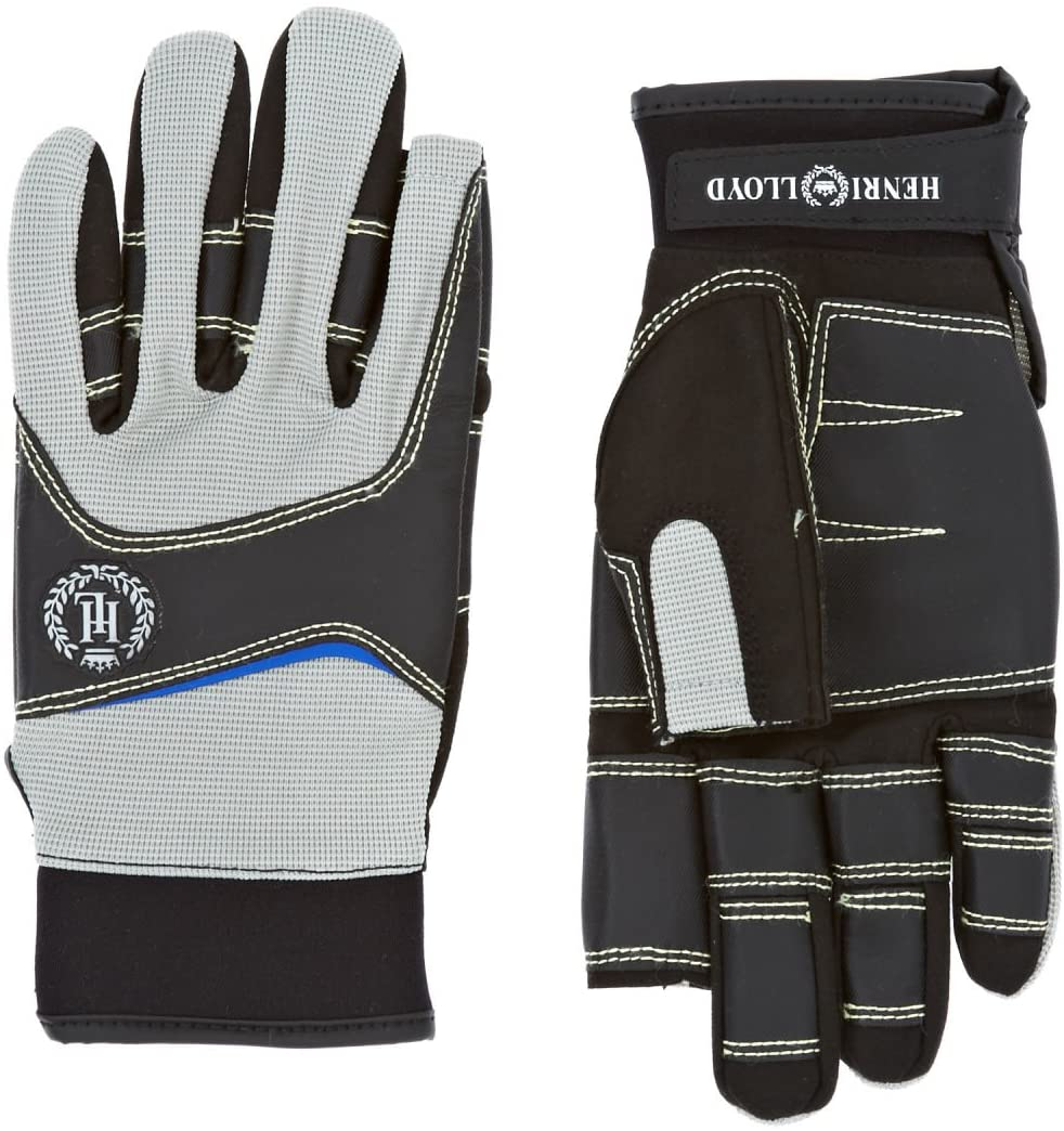 Henri Lloyd Long Finger Cobra Grip Gloves