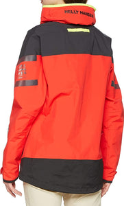 Helly Hansen Women's Skagen Offshore Jacket Red