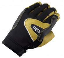 Load image into Gallery viewer, Gill Pro Glove Long Finger Black