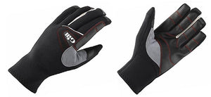 Gill 3 Seasons Gloves Black