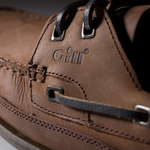 Load image into Gallery viewer, Gill Men's Baltimore Deck Shoe Brown