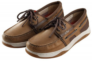 Gill Men's Newport Deck Shoe Brown