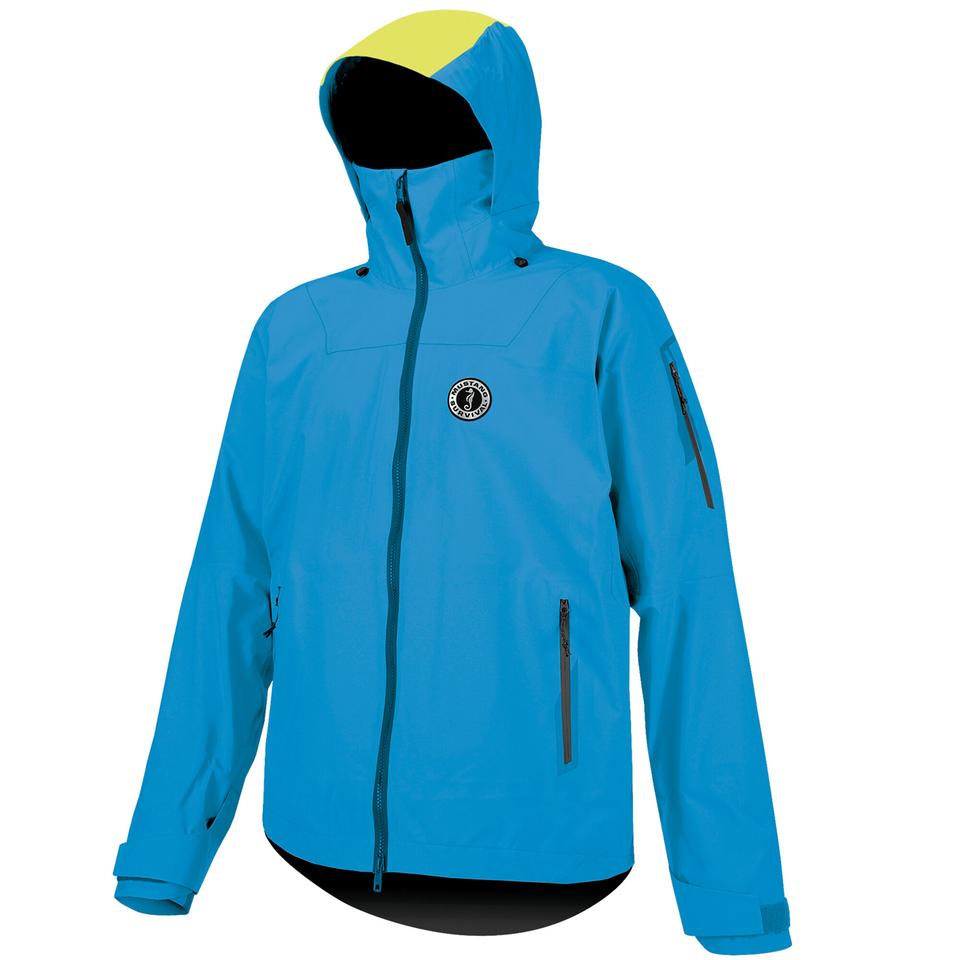 Mustang Taku Waterproof Jacket Blue