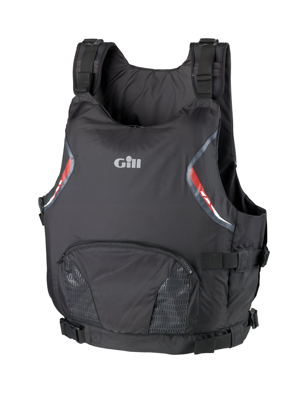 Gill Side Zip PFD Black