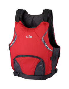 Gill Side Zip PFD Red