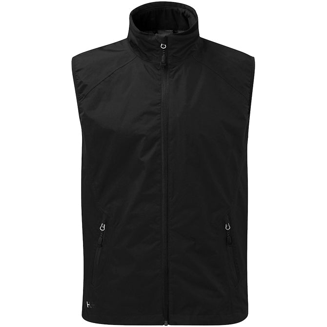 Henri Lloyd Softshells Breeze Vest Black