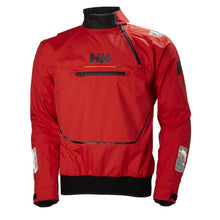 Load image into Gallery viewer, Helly Hansen HP Foil Smock Top Alert Red