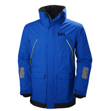 Load image into Gallery viewer, Helly Hansen Pier Jacket Olympian Blue