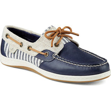Load image into Gallery viewer, Sperry Women's Koifish Stripe Navy