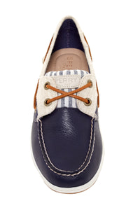 Sperry Women's Koifish Stripe Navy