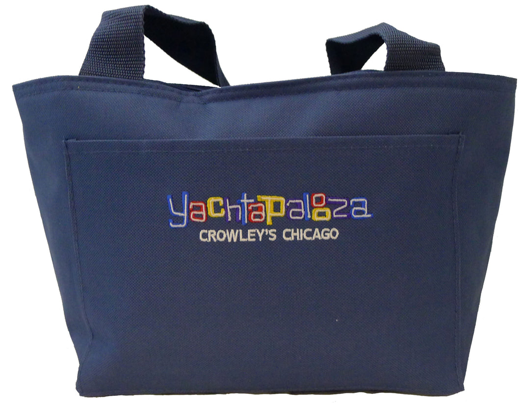 Yachtapalooza Lunch Bag Navy