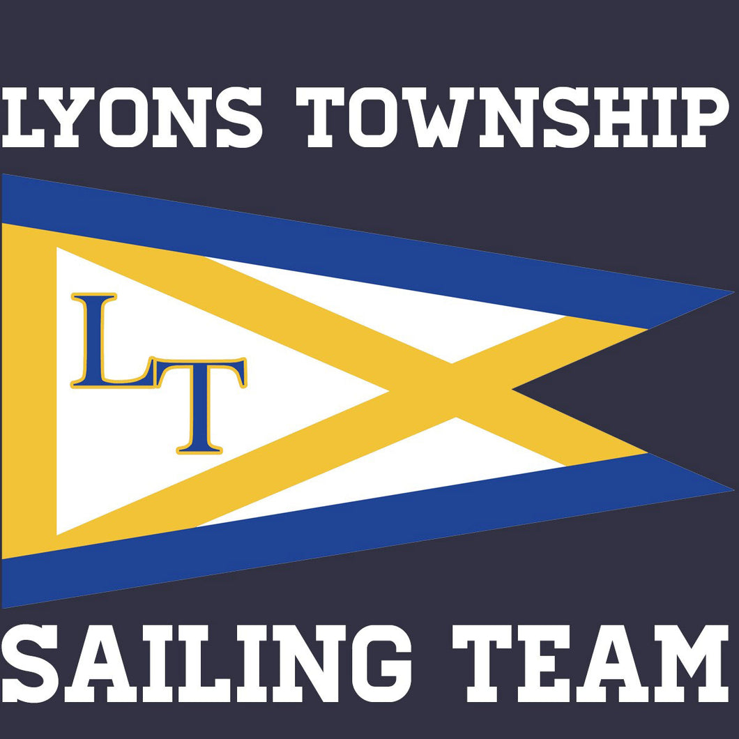 Lyons Township Sailing Team Embroidery Charge