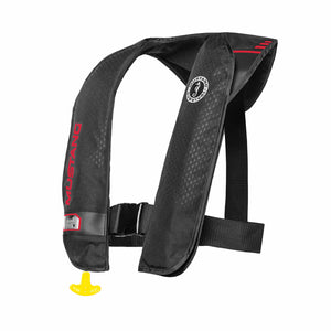 Mustang M.I.T. 100 Inflatable PFD Red