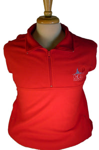 Feather Lite Matchcup Micro Fleece Red